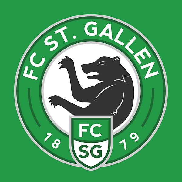 FC St. Gallen Crest