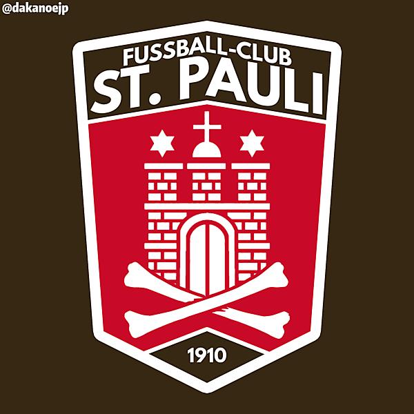 FC St Pauli Crest