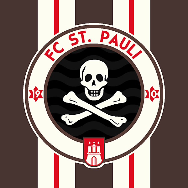 FC St. Pauli Crest