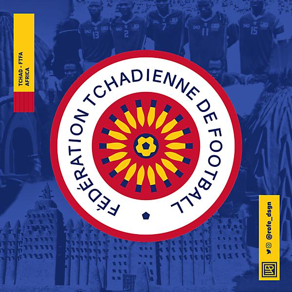 Fédération Tchadienne de Football | Rebranding By @rofe_dsgn
