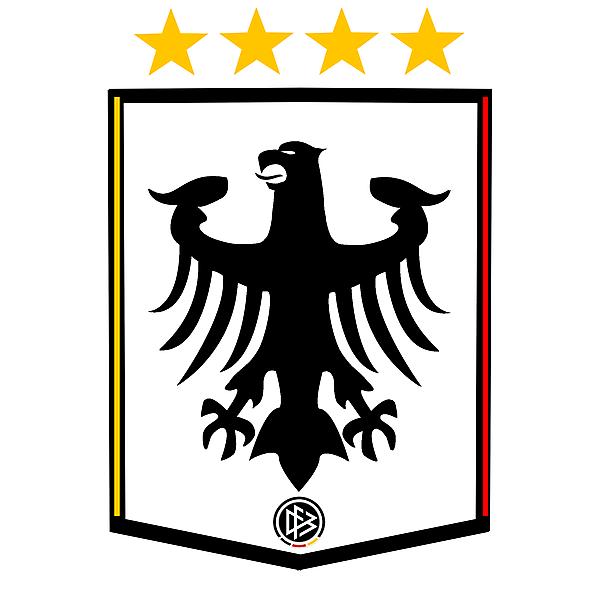 Germany DFB design