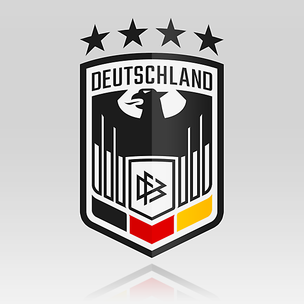 Germany National Team | Crest Redesign