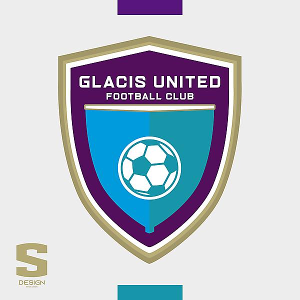 Glacis United Redesign