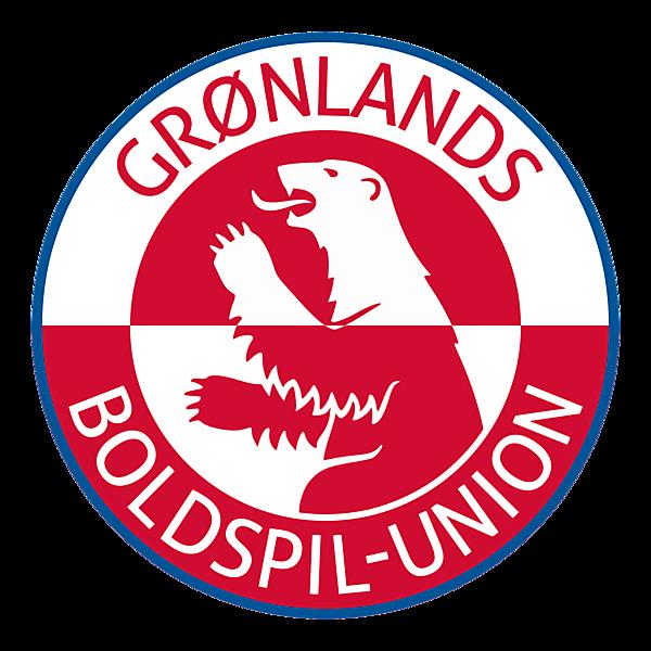 Greenland FA Crest