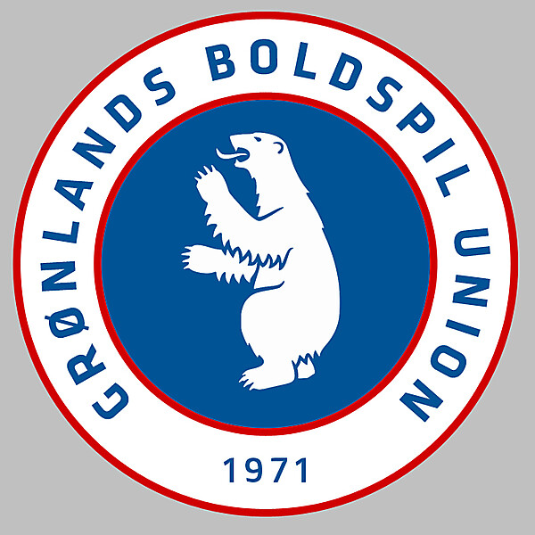 Greenland Football Association - Crest Design