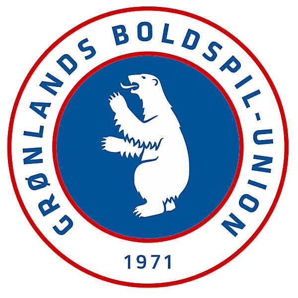 Greenland Football Association - Crest Design Update