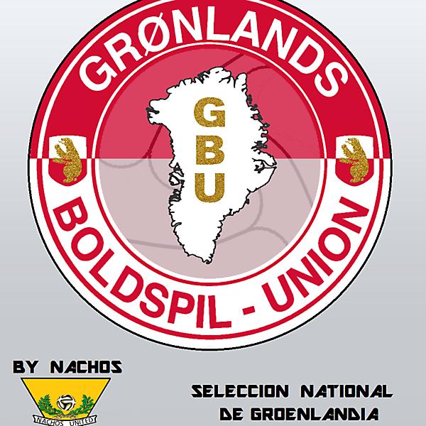 Greenland National Football Team Emblem by NACH0S