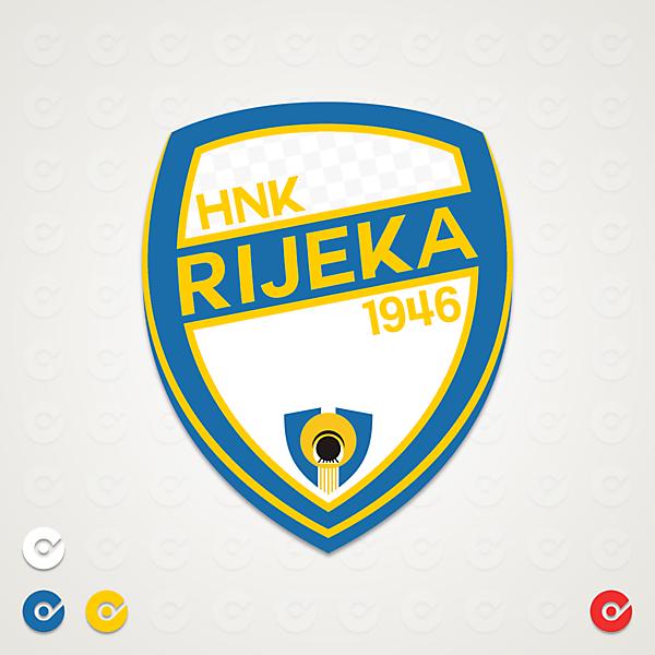 HNK Rijeka | Crest