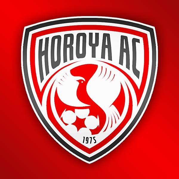 Horoya AC | Crest Redesign