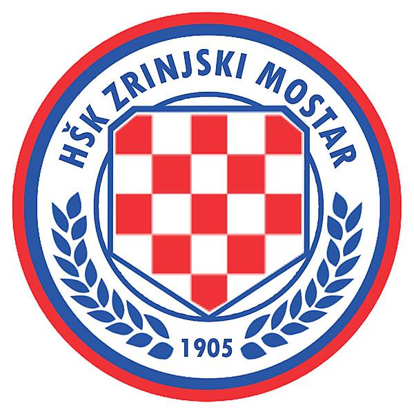 HSK Zrinjski Mostar Crest Redesign