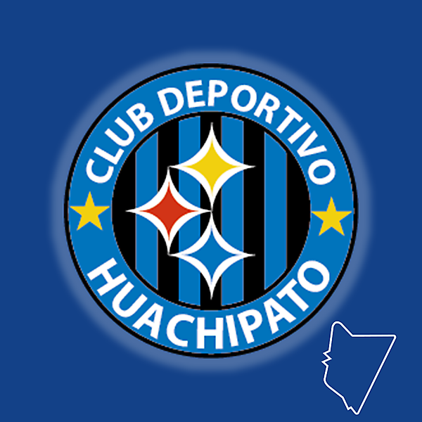 Huachipato Redesign - Riddesign