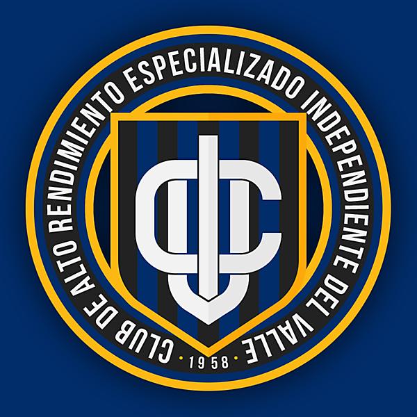 Independiente del Valle Crest Redesign