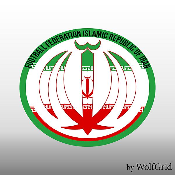 Iran NT redesign