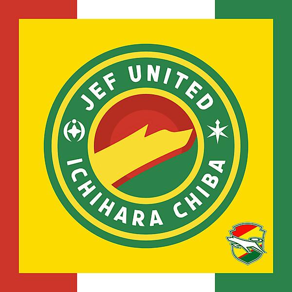 JEF United Ichihara Chiba - Redesign