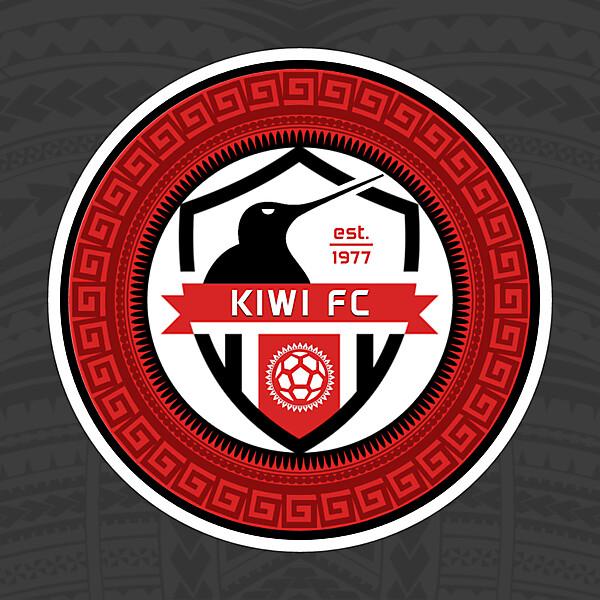 Kiwi FC - redesign