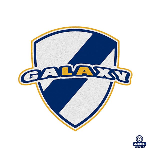 LA Galaxy - crest redesign