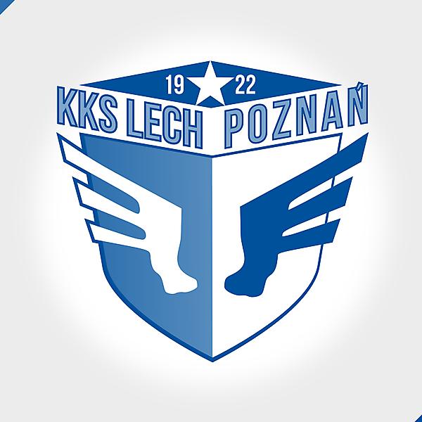 Lech Poznan 1922 crest