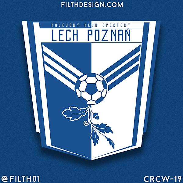 Lech Poznan Crest