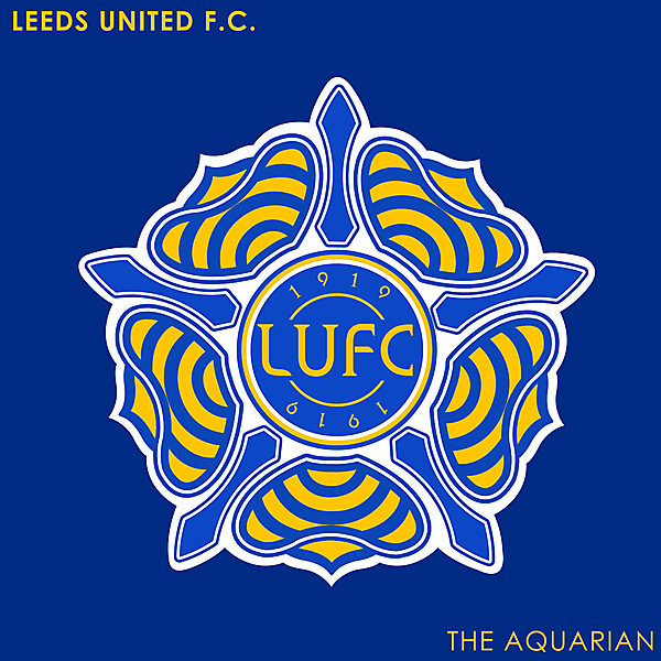 Leeds United Crest Design