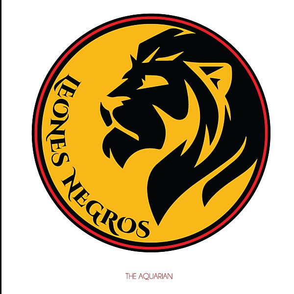 Leones Negros Crest Redesign