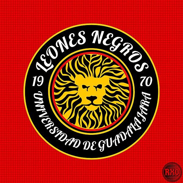 Leones Negros Udeg Crest Redesign