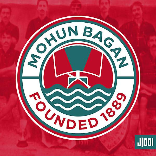 Mohun Bagan - Crest Redesign