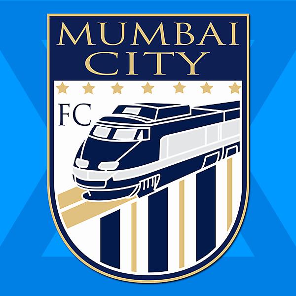 MUMBAI CITY FC CONCEPT SHIELD