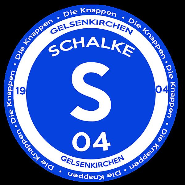 New Schalke Crest Attempt