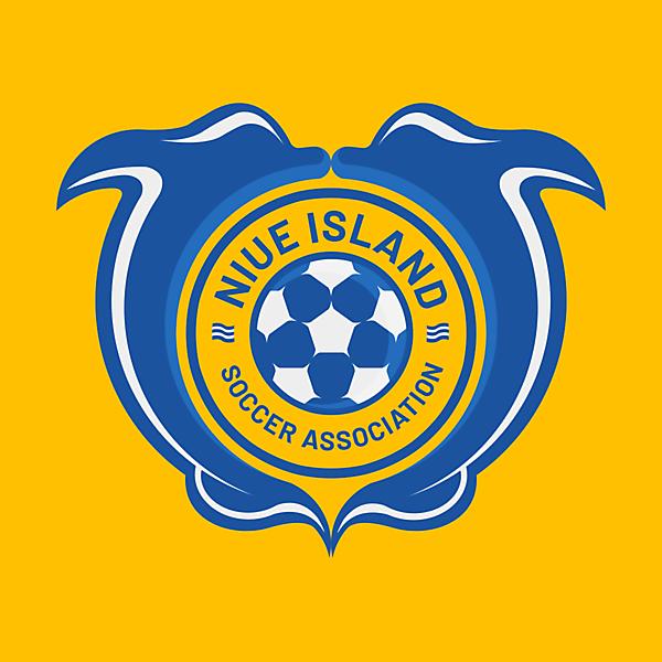 Niue Island | Crest Redesign