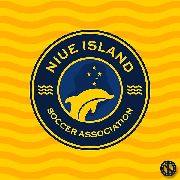 Niue Island | Crest Redesign Concept