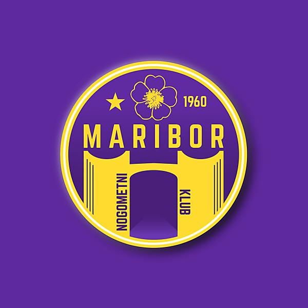 NK Maribor Crest Redesign