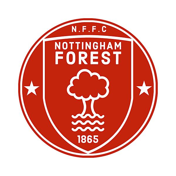 Nottingham Forest Logo Redesign