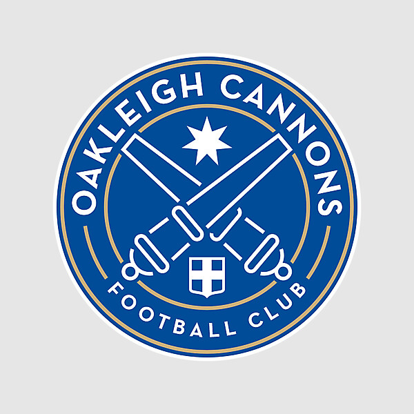 Oakleigh Cannons crest