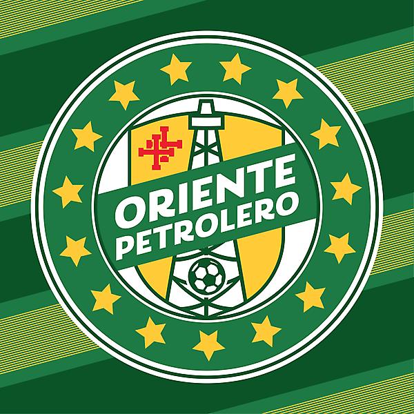 Oriente Petrolero - Crest