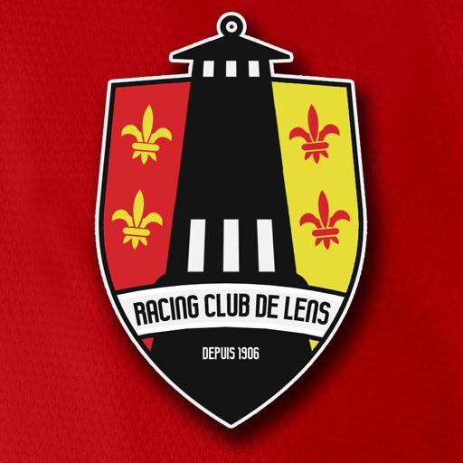 Racing Club de Lens Crest Redesign