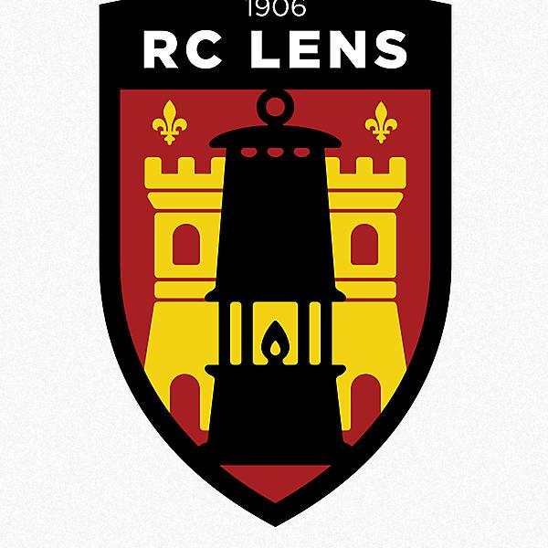RC Lens - Ligue 1 - redesign