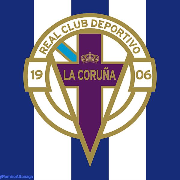 RCD La Coruña V3