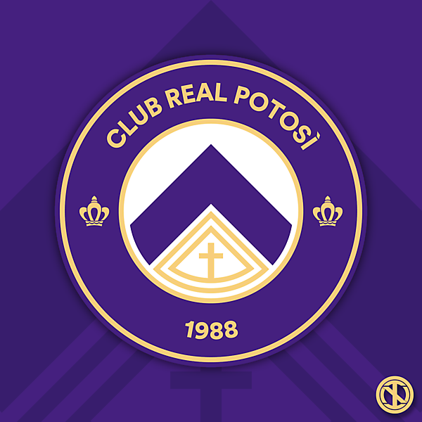 Real Potosì | Crest Redesign Concept