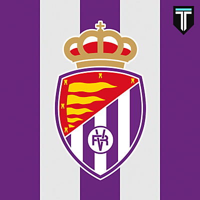 Real Valladolid - Crest Redesign