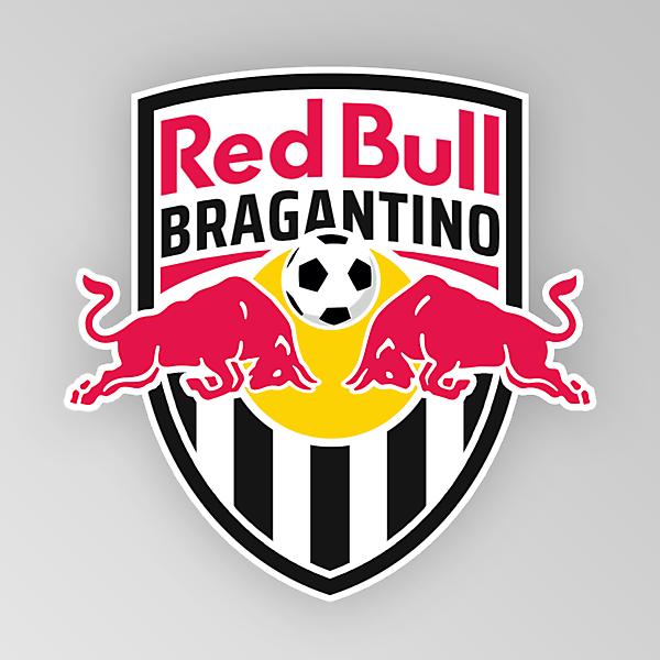 Red Bull Bragantino | Crest Redesign
