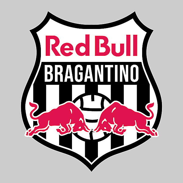 Red Bull Bragantino   Crest Redesign Competition