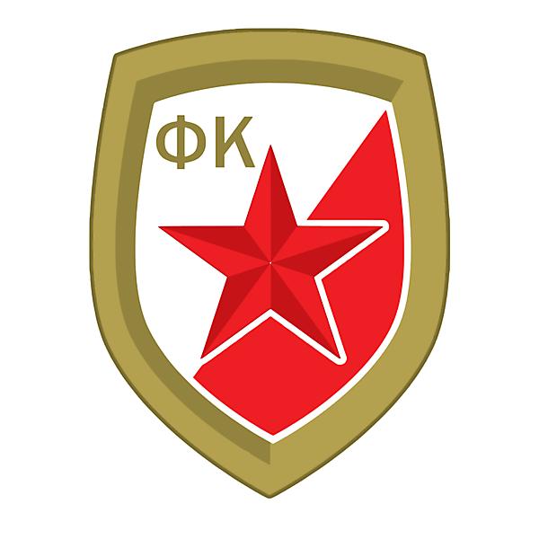 Red Star Belgrad - Logo redesign