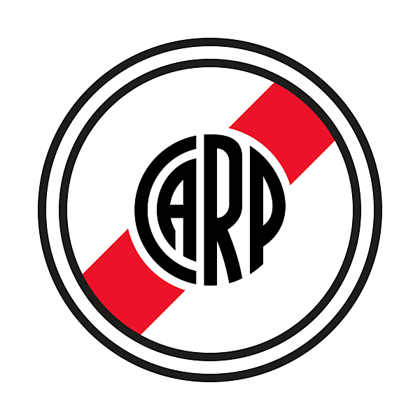 River Plate crest redesign by Hajus