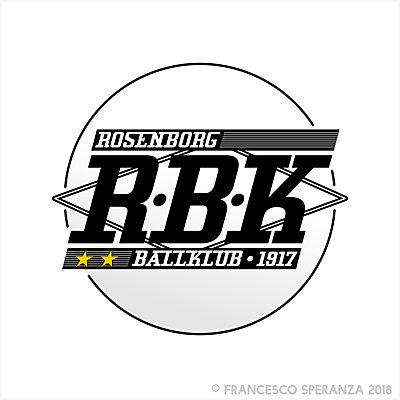 Rosenborg crest redesign