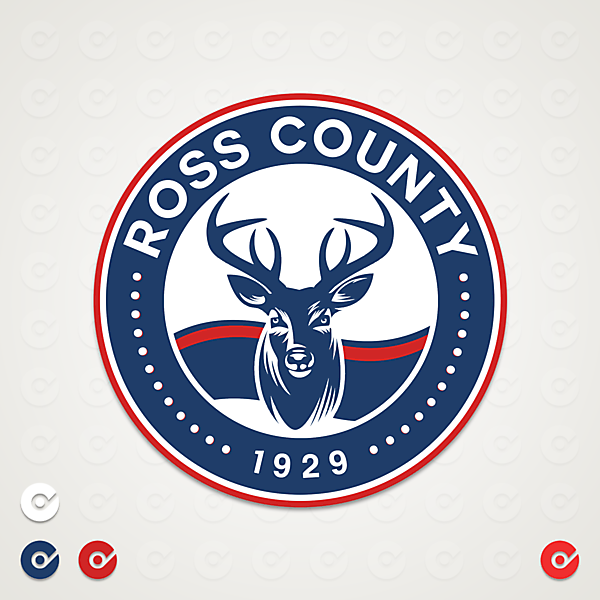 Ross County FC | Crest