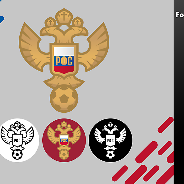 RUSSIA - Russian Football Union