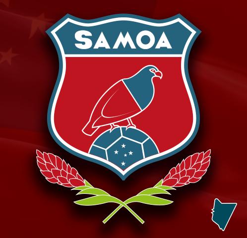 Samoa Football Federation - Riddesign