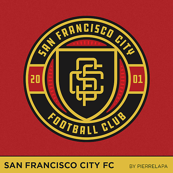 San Francisco City FC - redesign - updated