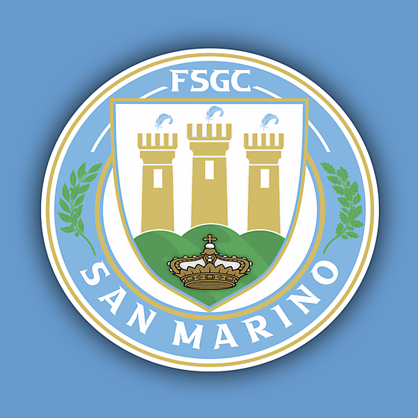 SAN MARINO REBRAND