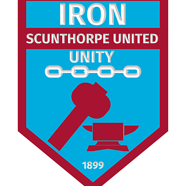 Scunthorpe United FC Crest
